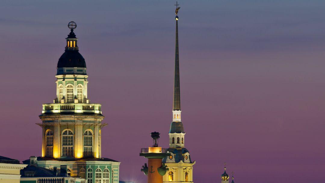 Ночная автобусная экскурсия по Санкт-Петербургу - фото 4