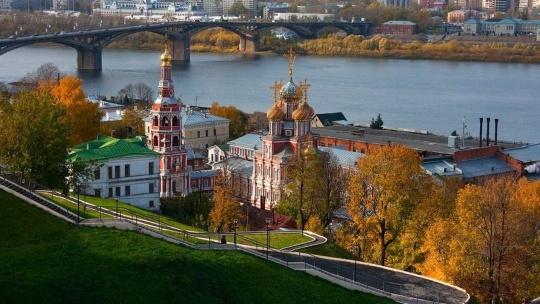 Экскурсия Обзорная 6-часовая экскурсия по Нижнему Новгороду Нижнему Новгороду