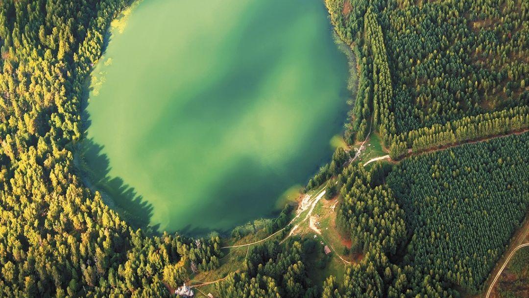 Экскурсия Град Китеж - озеро Светлояр