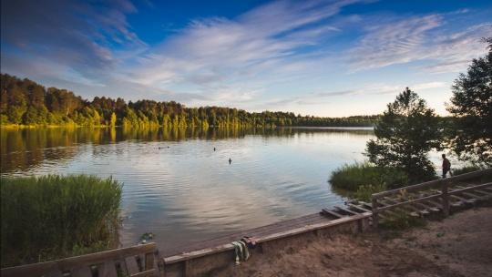 Град Китеж - озеро Светлояр - фото 2