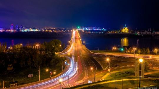 Экскурсия Вечерняя экскурсия по городу Нижнему Новгороду