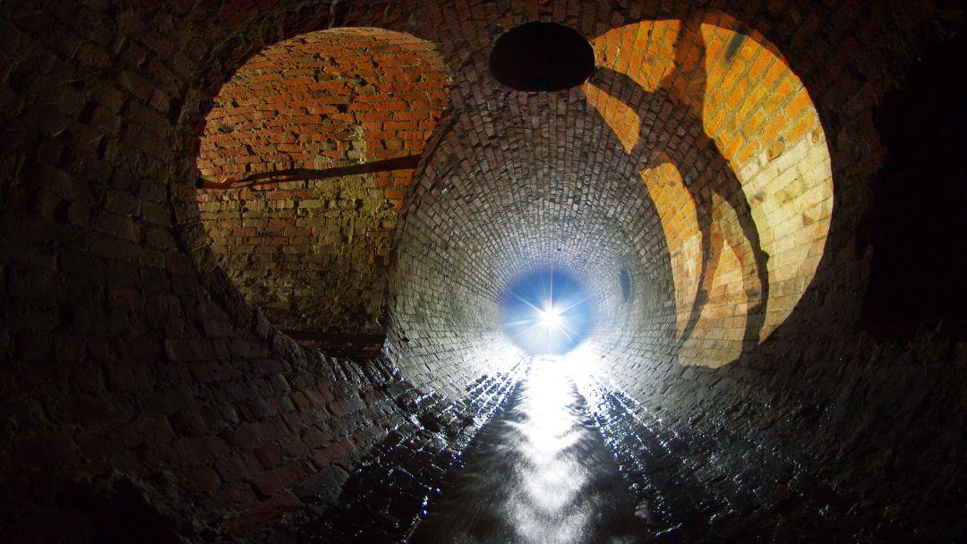 Экскурсия с диггером: Подземная река Неглинная  - фото 2
