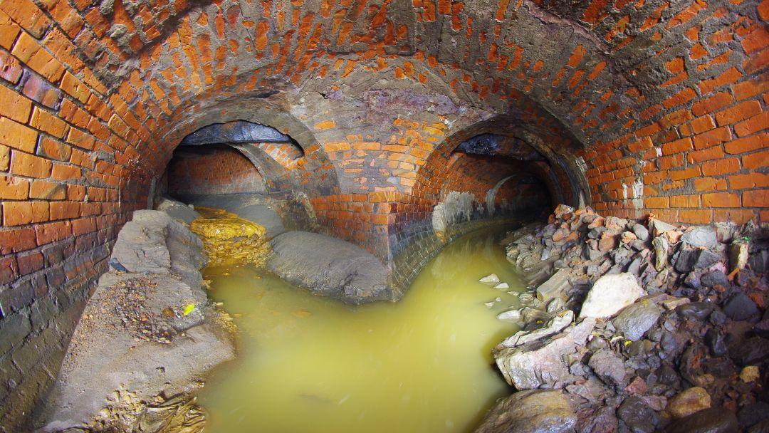 Экскурсия с диггером: Подземная река Неглинная  - фото 3