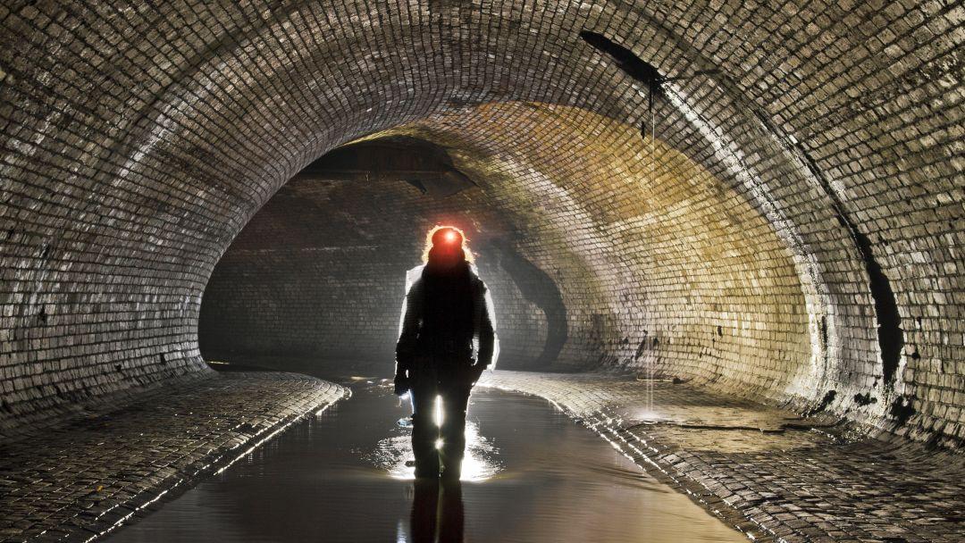 Экскурсия с диггером: Подземная река Неглинная  - фото 4