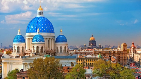 Экскурсия Коломна в Санкт-Петербурге