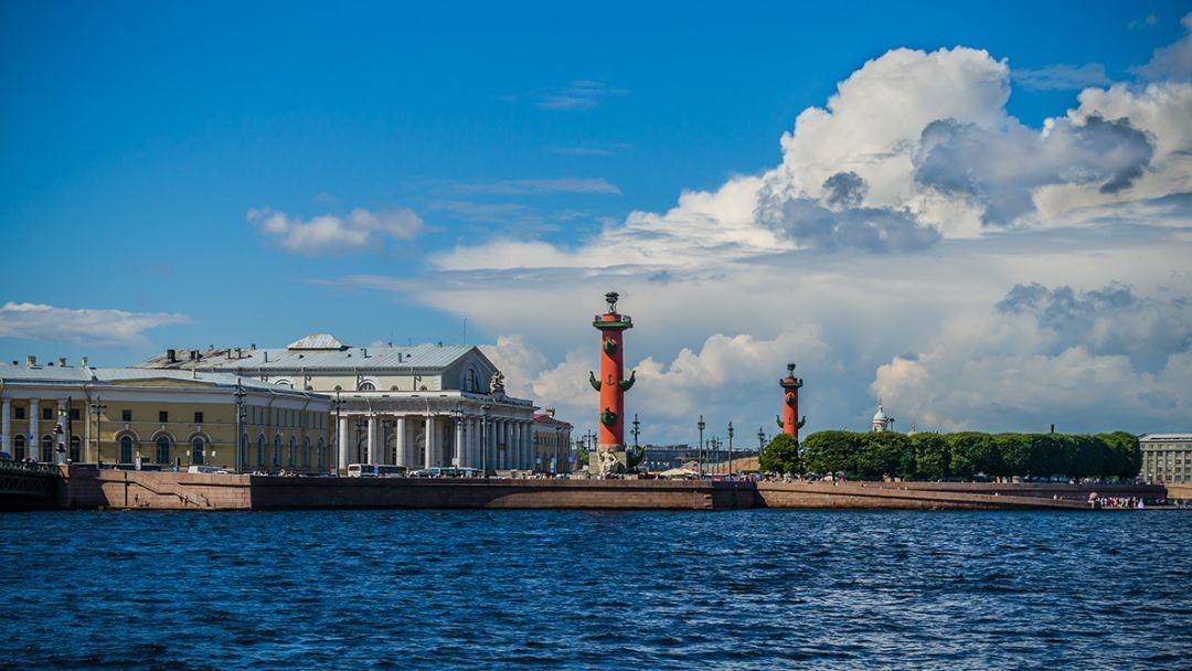 К Василию на остров - фото 3