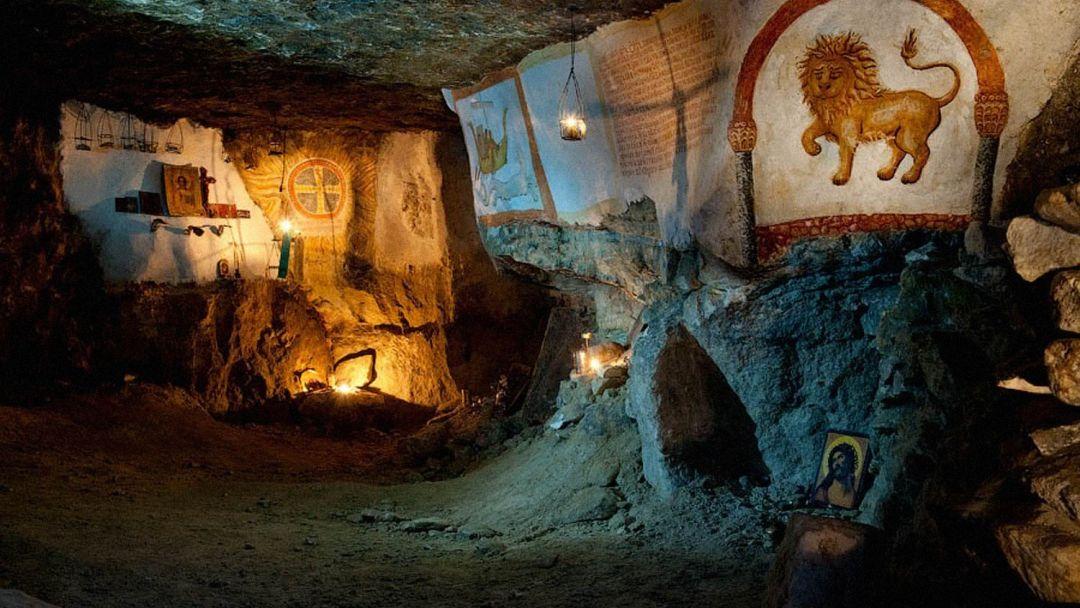 Экскурсия в Сьяновские каменоломни (Сьяны) - фото 1