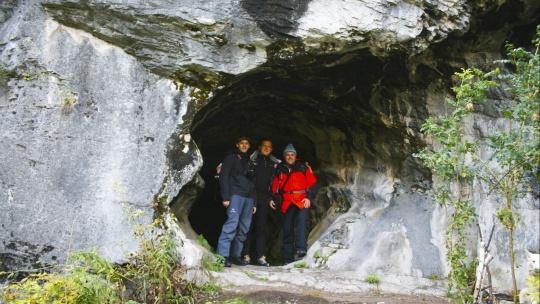 """Конная экскурсия """"К Булухтинской пещере"""" - фото 3"""