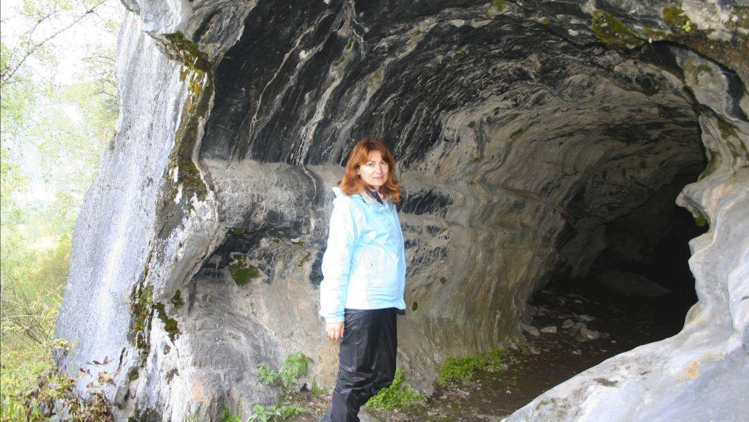 """Конная экскурсия """"К Булухтинской пещере"""" - фото 4"""