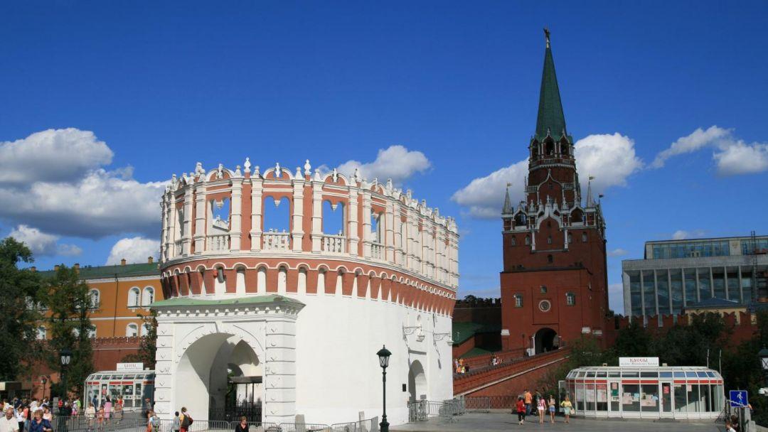 Кремль + Красная площадь в Москве