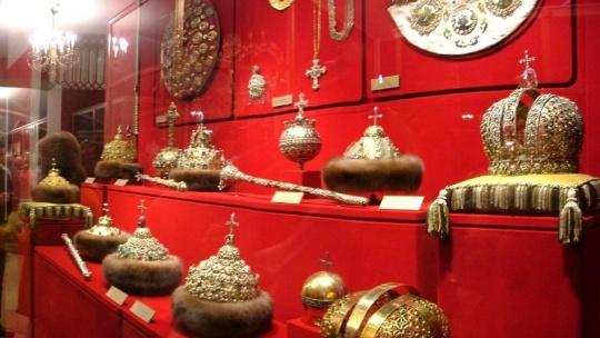 Экскурсия в Алмазный Фонд России - фото 3