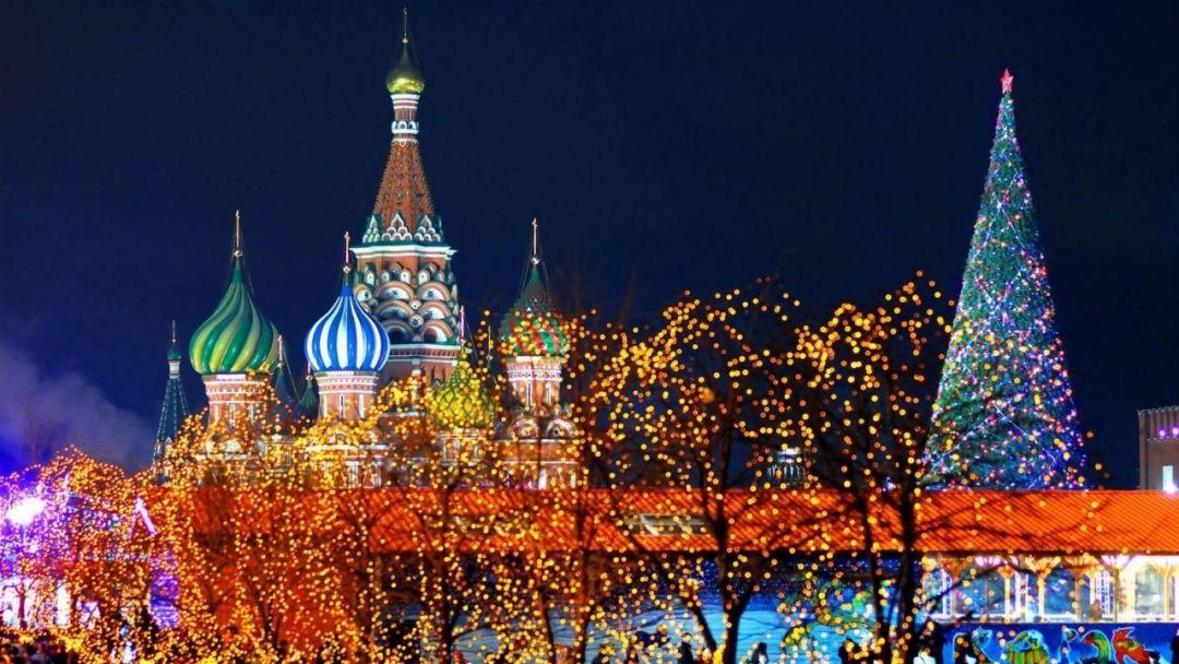 Новогодняя экскурсия по Москве - фото 2