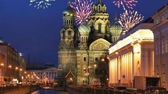 Огни новогоднего Петербурга - фото 3
