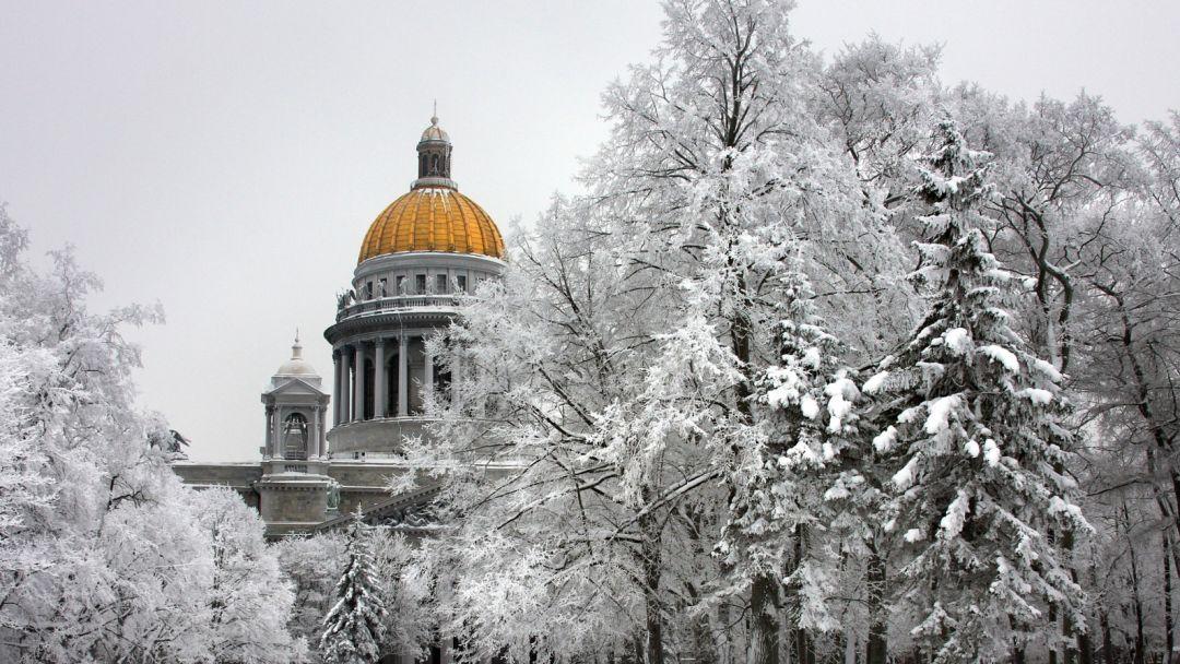 Новогодние чудеса в Петербурге - фото 1