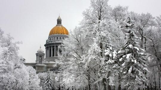 Экскурсия Новогодние чудеса в Петербурге