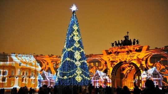 Новогодние чудеса в Петербурге - фото 2