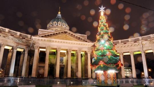 Экскурсия Новогодний Петербург в Санкт-Петербурге