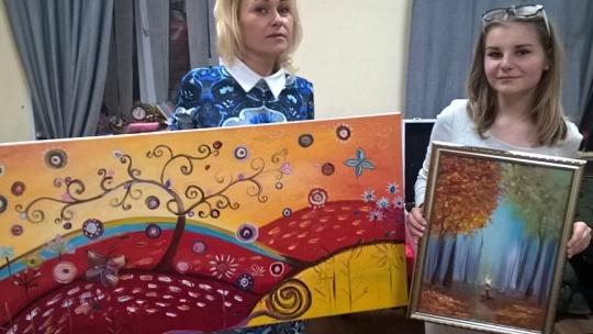 Мастер-классы по живописи: рисуем за 1 день - фото 4