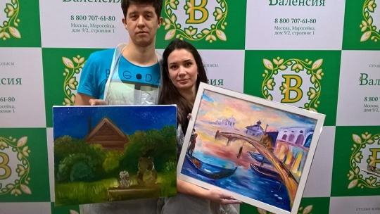 Мастер-классы по живописи: рисуем за 1 день - фото 8