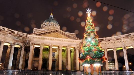 Встреча Нового года в Северной столице - фото 3