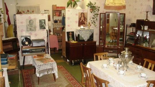 Экскурсия Экскурсия с посещением коммунальной квартиры в которой жил Довлатов в Санкт-Петербурге