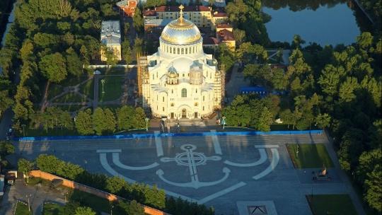 Экскурсия В Кронштадт в Санкт-Петербурге