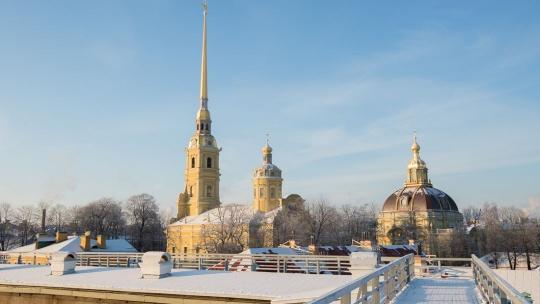 Экскурсия Петропавловская крепость в Санкт-Петербурге