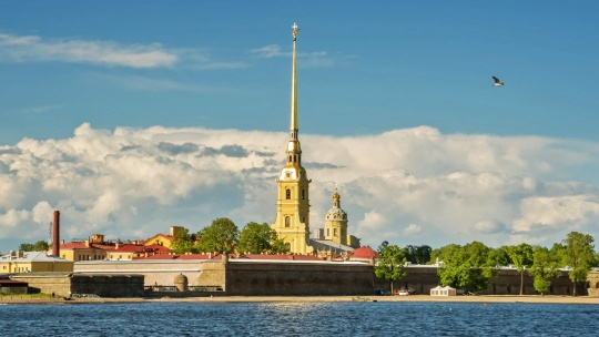 Петропавловская крепость - фото 3