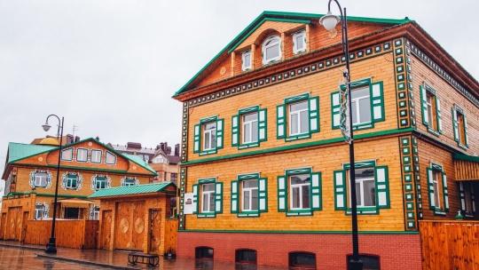 Экскурсия Татарский полиглот