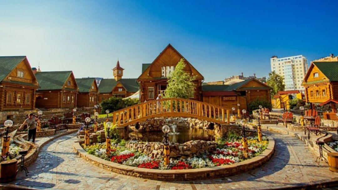 Экскурсия Дегустация Казанских национальных блюд