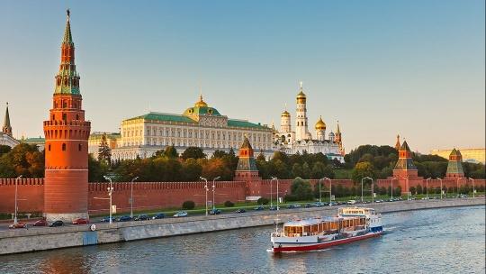 Экскурсия Московский Кремль