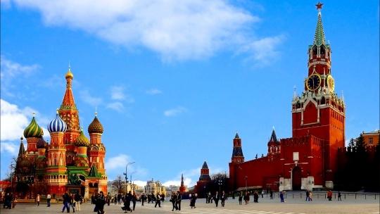 Экскурсия Обзорная экскурсия по Москве