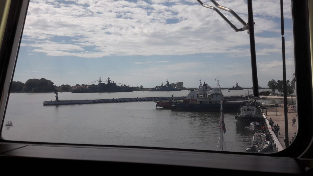 Балтийск - город Военно-Морского Флота - фото 3