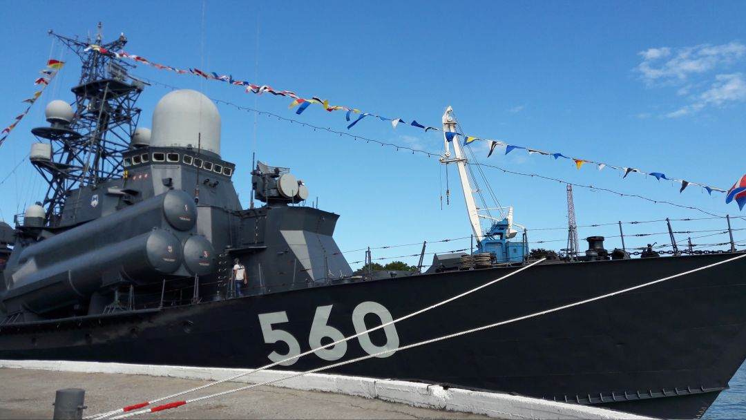 Балтийск - город Военно-Морского Флота - фото 7