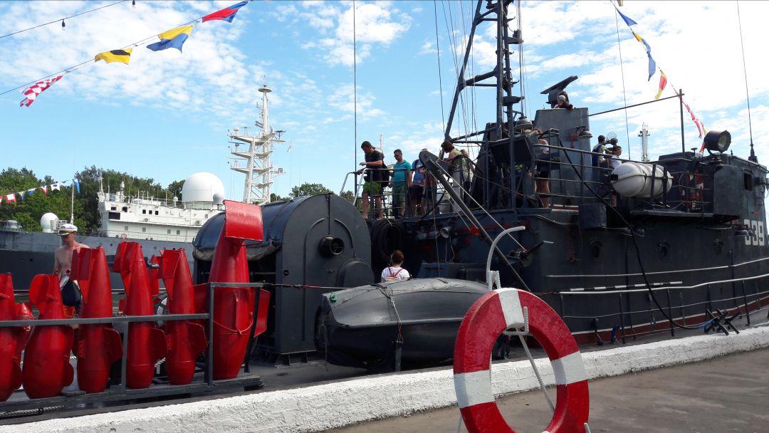 Балтийск - город Военно-Морского Флота - фото 8