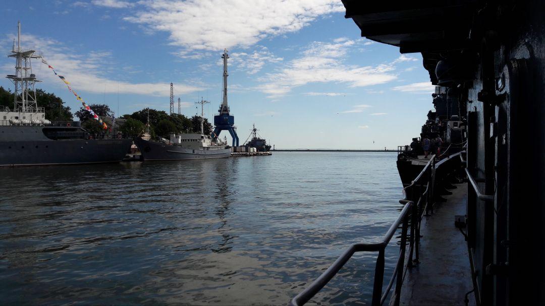Балтийск - город Военно-Морского Флота - фото 9