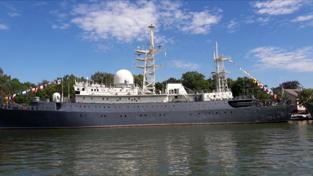 Балтийск - город Военно-Морского Флота - фото 10
