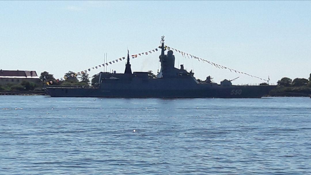 Балтийск - город Военно-Морского Флота - фото 1