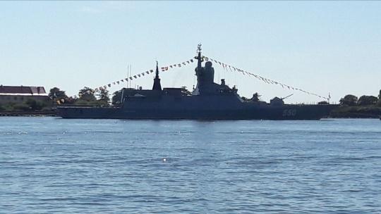 Экскурсия Балтийск - город Военно-Морского Флота по Калининграду