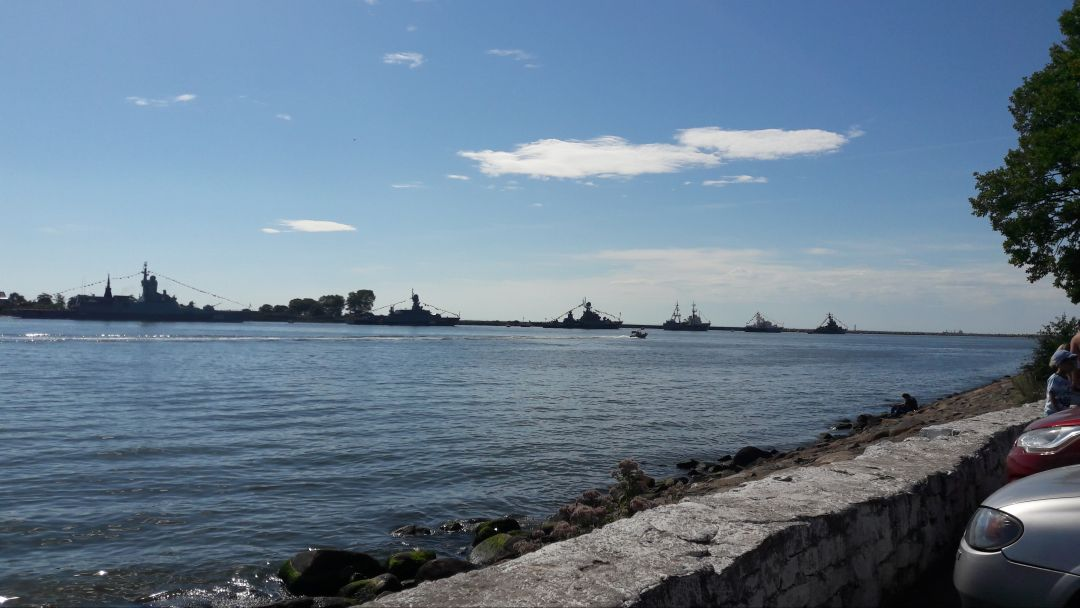 Балтийск - город Военно-Морского Флота - фото 12