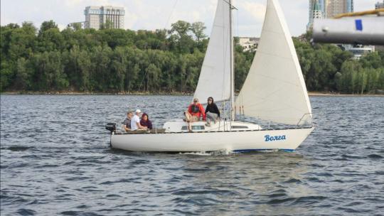 Прогулка на яхте - фото 2