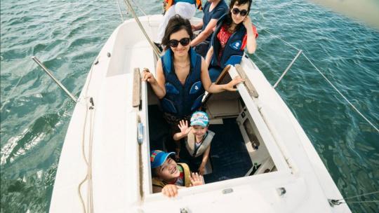 Прогулка на яхте - фото 3
