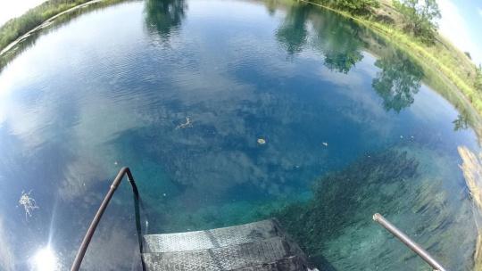 Экскурсия  Загадки голубого озера