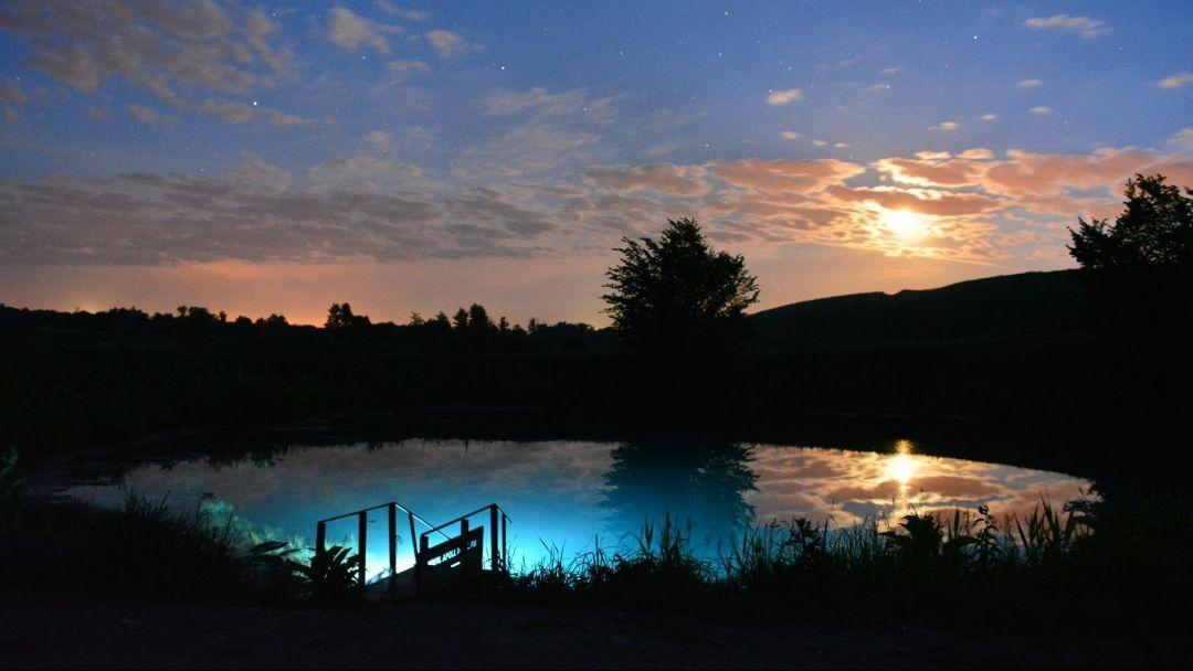 Загадки голубого озера - фото 3