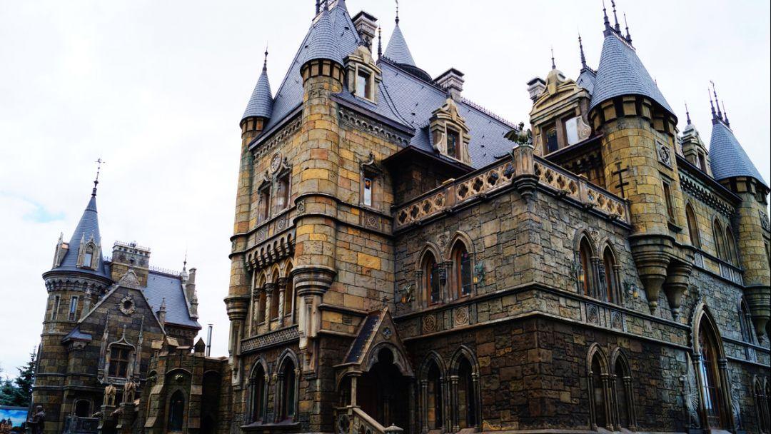Экскурсия Дорога в сказку с посещением замка Гарибальди