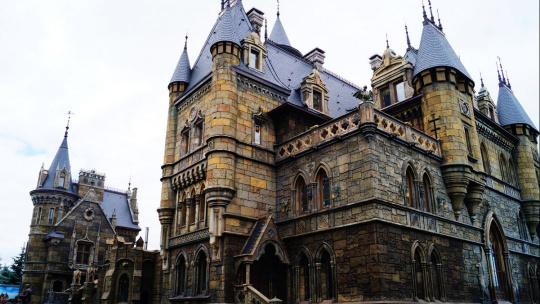 Экскурсия Дорога в сказку с посещением замка Гарибальди по Самаре
