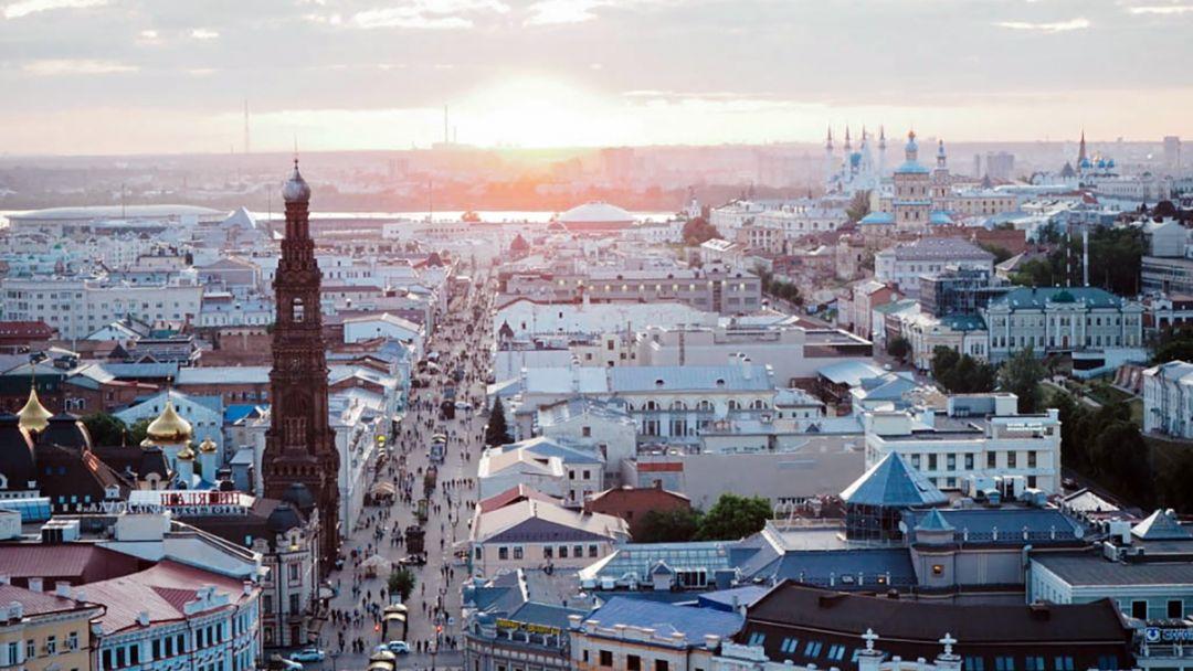 Экскурсия по крышам Казани - фото 2