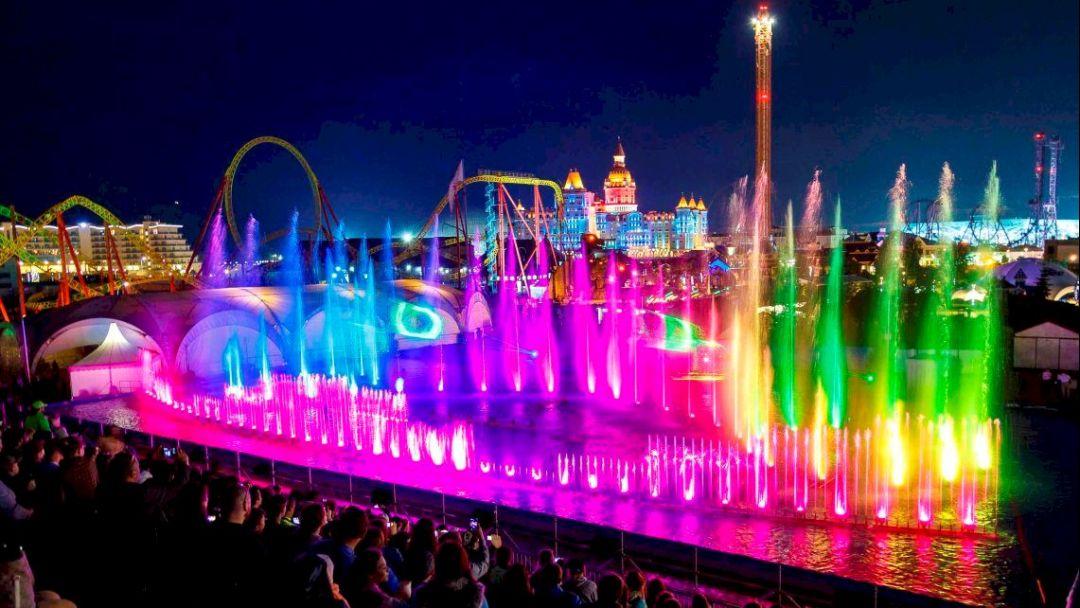 Красная поляна + Олимпийский парк + Шоу Фонтанов - кроме  24 октября! - фото 2