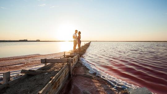 """Экскурсия Евпатория """"От розового озера до белоснежных пляжей"""" по Севастополю"""