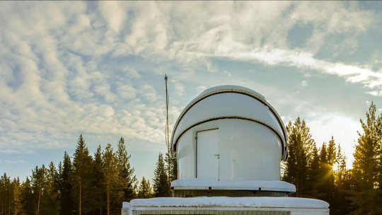 Экскурсия Коуровская обсерватория. Путешествие во Вселенную по Екатеринбургу